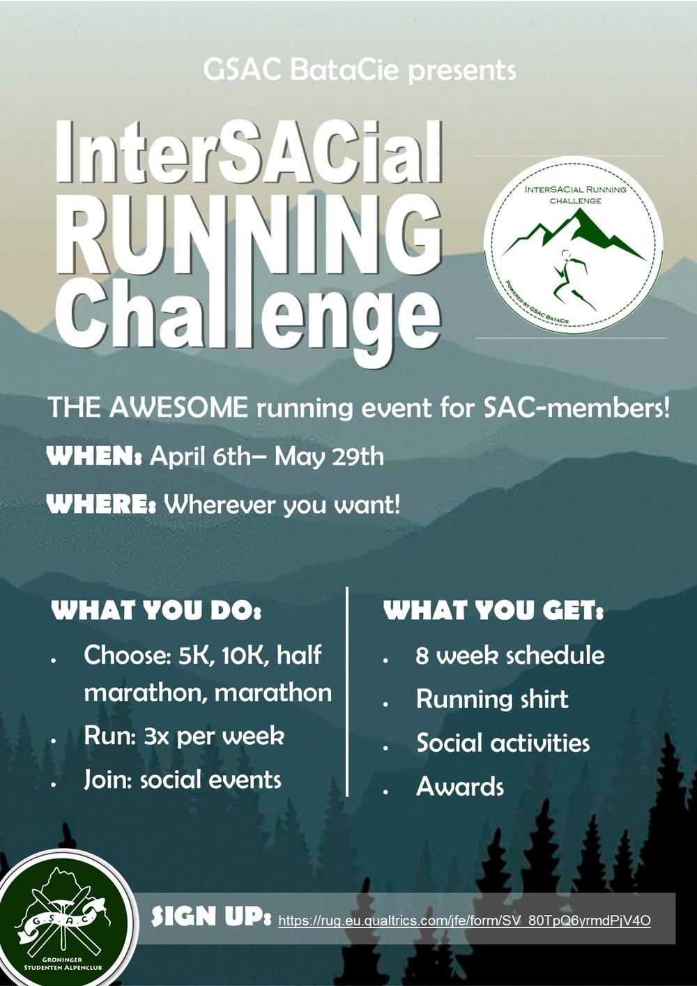 InterSACial Running Challenge