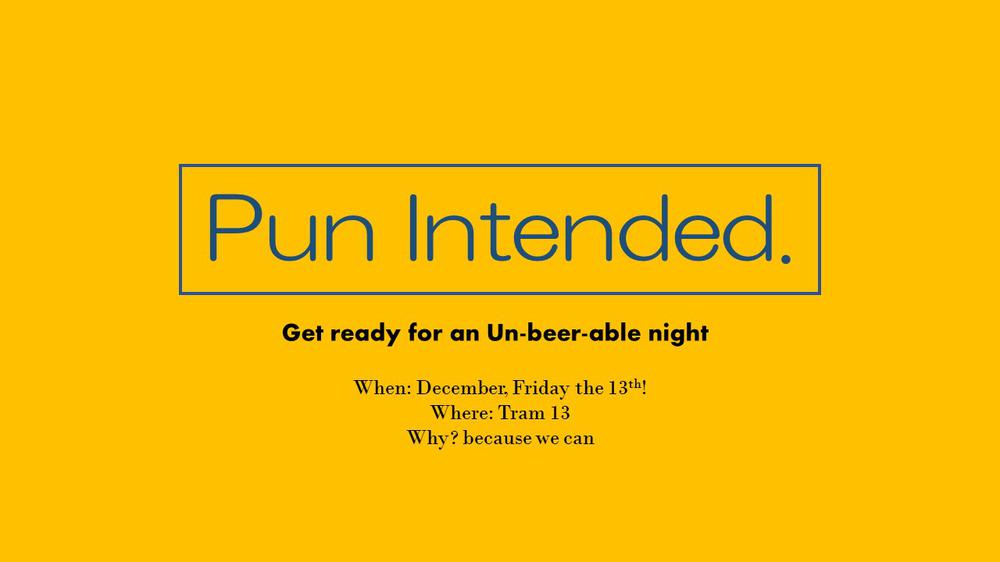 Board Party: Pun Intended